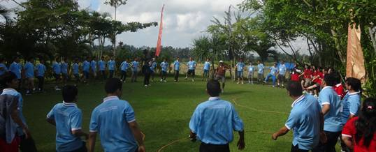 Tujuan Outbound Training Program
