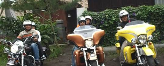 Outbound Di Bali Apung Client Harley P5