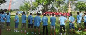 Corporate Outbound Training - Ice Breaking Team Building