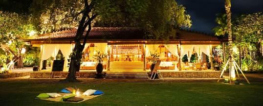 Gathering Bali Taman Bhagawan Nusa Dua Restaurant