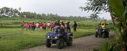 Outbound Bali Pertiwi Painball Bongkasa Utara