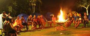 Outbound Bali Pertiwi Painball Camping