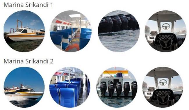 Paket Adventure Bali - Marina Srikandi 1 dan 2