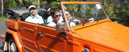 Paket Outbound Bali Tema Amazing Race Ubud Camp