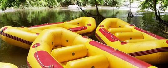 Paket Rafting Di Sungai Bali Ayung Telaga Waja