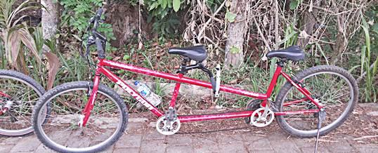 Paket Wisata Adventure Di Bali Cycling Tandem