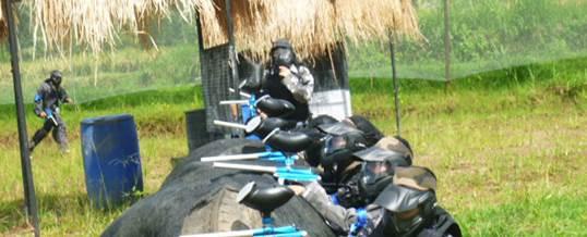 Paket Wisata Adventure di Bali – Paintball & Cycling