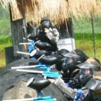 Paket Wisata Adventure di Bali - Paintball & Cycling