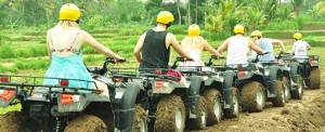 ATV Quad Di Bali Pertiwi Adventure 2