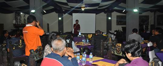 Gathering Camping & Cycling Bank Mandiri Bali & NTT ATM 18-12-2015 01