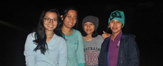 Gathering Camping & Cycling Bank Mandiri Bali & NTT ATM 18-12-2015 03