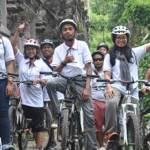 Gathering Camping & Cycling Bank Mandiri Bali & NTT ATM 18-12-2015 08