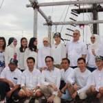 Gathering Lintasarta Sea Safari 2