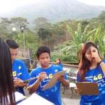 Outbound di Bali Lokasi Kintamani XL Axiata 041215 05