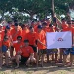 Outbound di Bali - The Susshi Bar 10