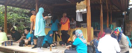 Tema Gathering Bersepeda di Bali Jalur Kintamani