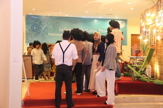 Outbound Bali Gala Dinner Lintasarta 3