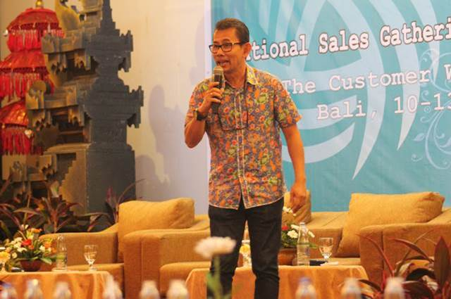 Outbound Bali Meeting Lintas Arta 4