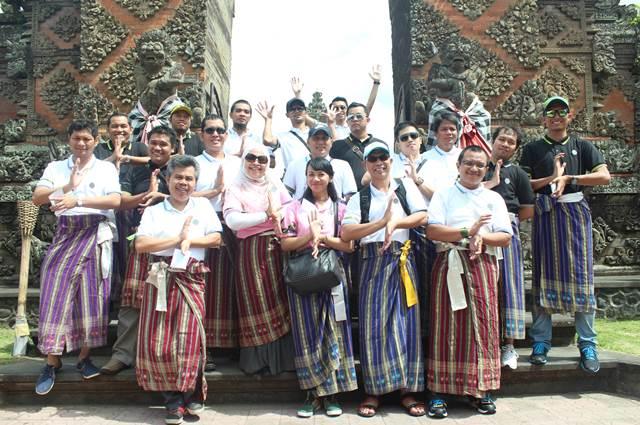 Outbound Di Bali Amazing Race Lintasarta 12