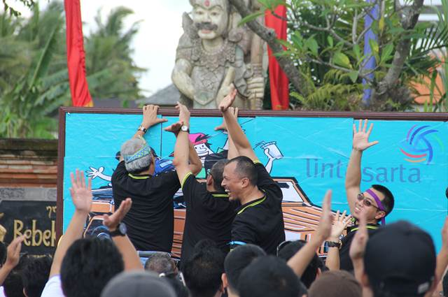 Outbound Di Bali Amazing Race Lintasarta 17
