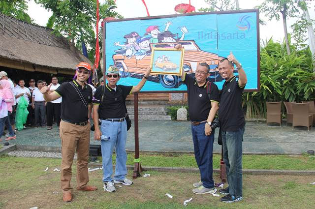 Outbound Di Bali Amazing Race Lintasarta 18