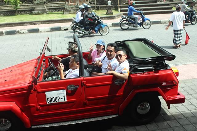 Outbound Di Bali Amazing Race Lintasarta 8