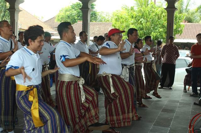 Outbound Di Bali Amazing Race Lintasarta 9