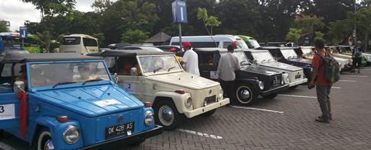 Amazing Race di Bali Dimulai Dari Bandara