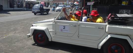 PT. APV VW Putih
