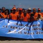 Team Building Bali PT. Rekind