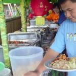 Tubing Bali Lunch Bogasari