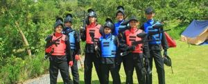 Outbound di Bali Agro Puncak Paintball