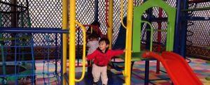 Outbound di Bali Agro Puncak Permainan Anak-anak