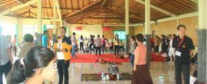 Outbound di Bali Agro Puncak Ruangan Aula