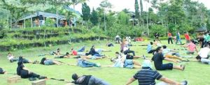 Outbound di Bali Agro Puncak Team Building