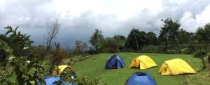 Outbound di Bali Agro Puncak Tenda Camping