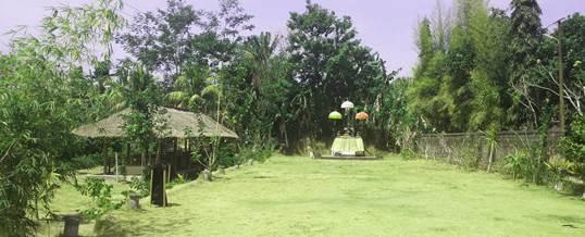 Outbound di Bali Tirta Yasa Mambal Camp