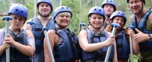 Telaga Waja Wisata Bali Rafting 01