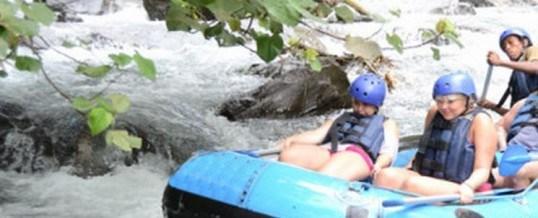 Telaga Waja Wisata Bali Rafting