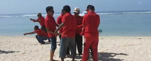 Team Building di Pantai Pandawa Bali KPPN Jatim - Sentosa Wisata