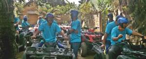 ATV di Bali Primaxindo Training Indonesia Power