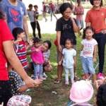 Family Outbound - Bullseye - Kebun Raya Bedugul 3