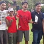 Family Outbound - Bullseye - Kebun Raya Bedugul 6