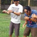 Family Outbound - Bullseye - Kebun Raya Bedugul 8