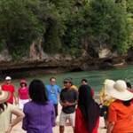 Fun Team Building - HSBC Jakarta - Pantai Padang Padang Bali 2
