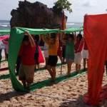 Fun Team Building - HSBC Jakarta - Pantai Padang Padang Bali 6
