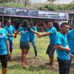 Outbound Team Building - Sea Trek Bali 9