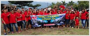 Outbound di Bali Ace Hardwere - Toya Devasya - 0229022016