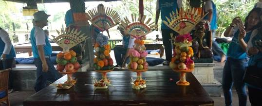 Outbound di Bali Bank Indonesia 01 Oktober 2016 1503175
