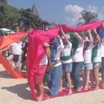 Outbound di Bali Buldoser Game - CTBC Bank